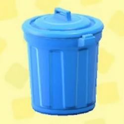 Garbage pail