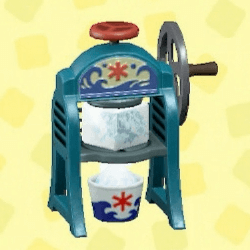 Shaved-ice maker