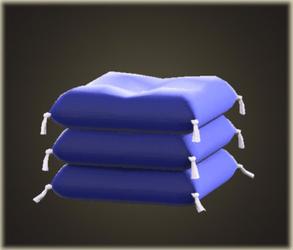 Zabuton pile