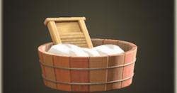 Laundry bucket