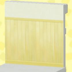 Dojo wall