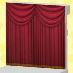 Heavy-curtain wall