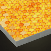 Honeycomb flooring