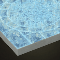 Ice flooring