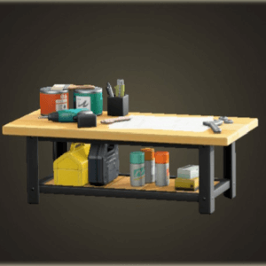 Ironwood DIY workbench