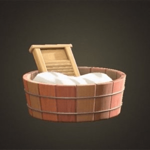 Animal Crossing Old Fashioned Washtub How To Get Diy Recipe Required Materials Acnh Gamewith