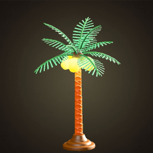 Acnh Palm Tree Lamp How To Get Diy Recipe Required Materials Animal Crossing Gamewith