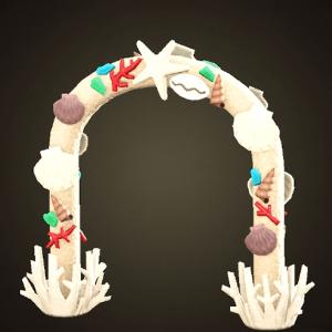 Arc de coquille