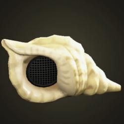 Haut-parleur Shell