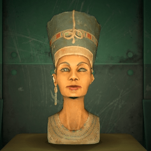 Mystic statue