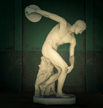 Robust statue