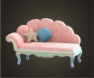 Mermaid Sofa