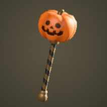 Spooky wand