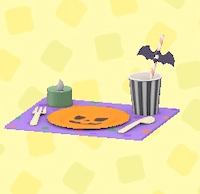 Spooky candy set