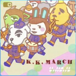 K.K. March