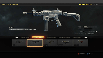 CoD: BO4 | Submachine Gun (SMG) - Weapon List & Stats | Call