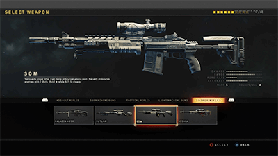 CoD: BO4 | Dual Zoom Attachment - Stat Changes & Equippable Weapons