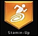 Stamin-Up Perk