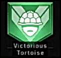 Victorious Tortoise Perk