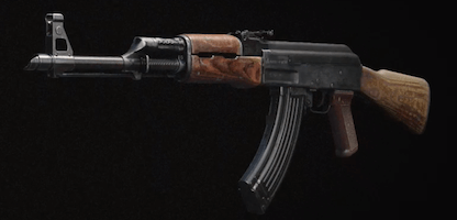 AK-47 Assault Rifle Basic Information