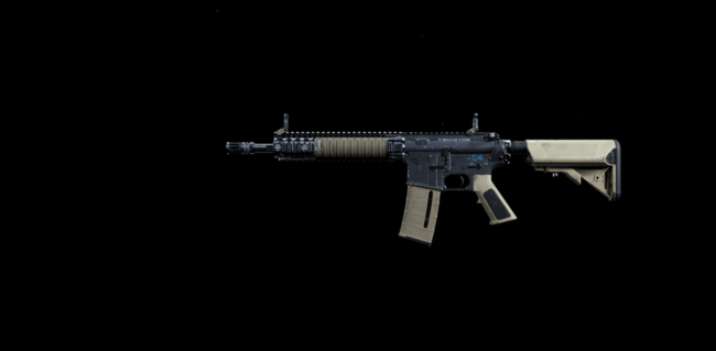 M4A1 Assault Rifle Basic Information
