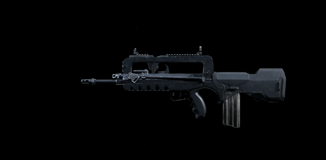 FR 5.56 (FAMAS) Assault Rifle Basic Information
