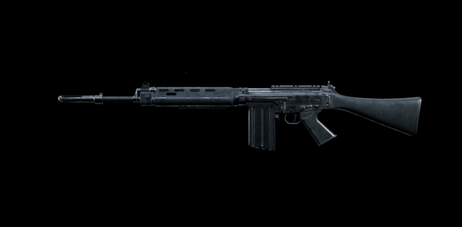 FAL Assault Rifle