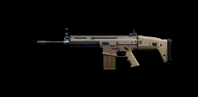 FN SCAR 17s Assault Rifle