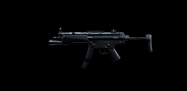 MP5 SMG Basic Information