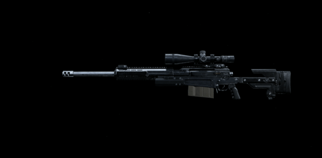 AX-50 Sniper Rifle Basic Information
