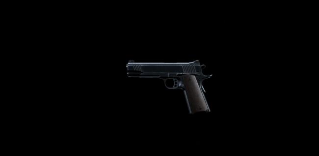 1911 Handgun Basic Information
