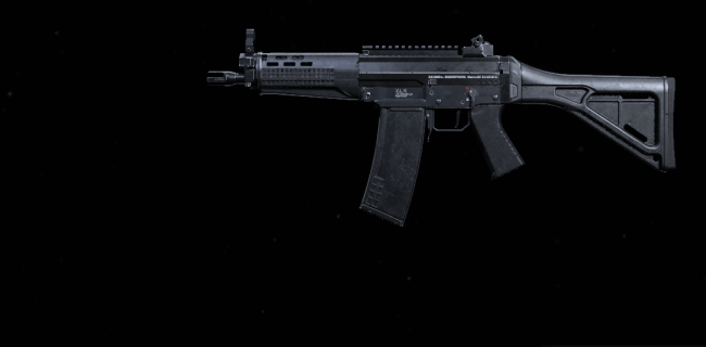 Grau 5.56 Assault Rifle