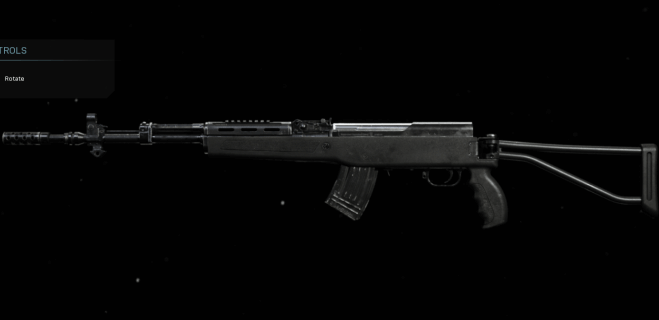 SKS Marksman Rifle Basic Information