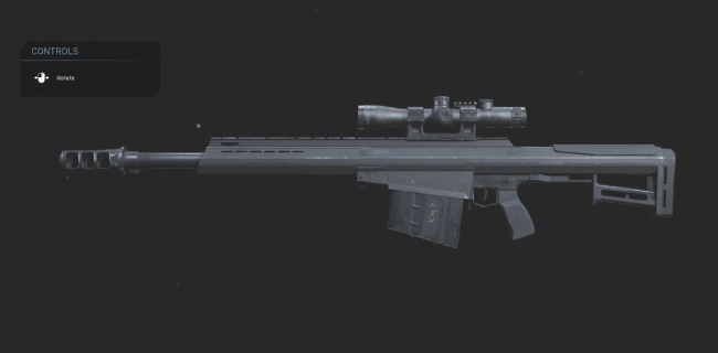 Rytec AMR Sniper Rifle Basic Information