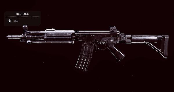 FARA 83 Assault Rifle Basic Information