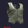 Camo Western Fringe Vest