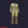 Yellow Cobra Carbon-Reinforced Racing Suit
