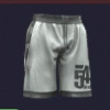 Old N54 Athletic Shorts