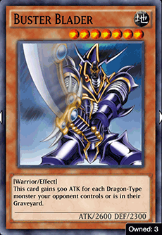 Buster Blader | Deck Recipe - YuGiOh! Duel Links