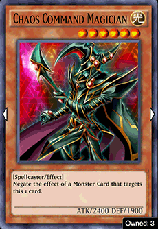 Chaos Command Magician - YuGiOh! Duel Links
