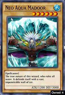 Neo Aqua Madoor - YuGiOh! Duel Links