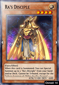 Ra's Disciple - YuGiOh! Duel Links