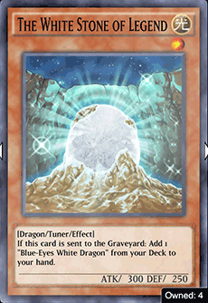 The White Stone of Legend - YuGiOh! Duel Links