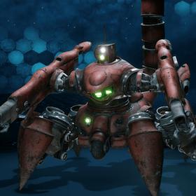 Scorpion Sentinel