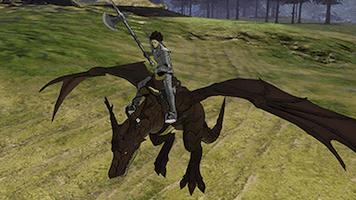 Wyvern Rider
