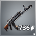 Heavy Assault Rifle Icon