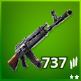 Heavy Assault Rifle ★2