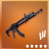 Heavy Assault Rifle Legendary