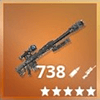 Heavy Sniper Rifle Legendary