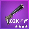 Suppressed Pistol Icon